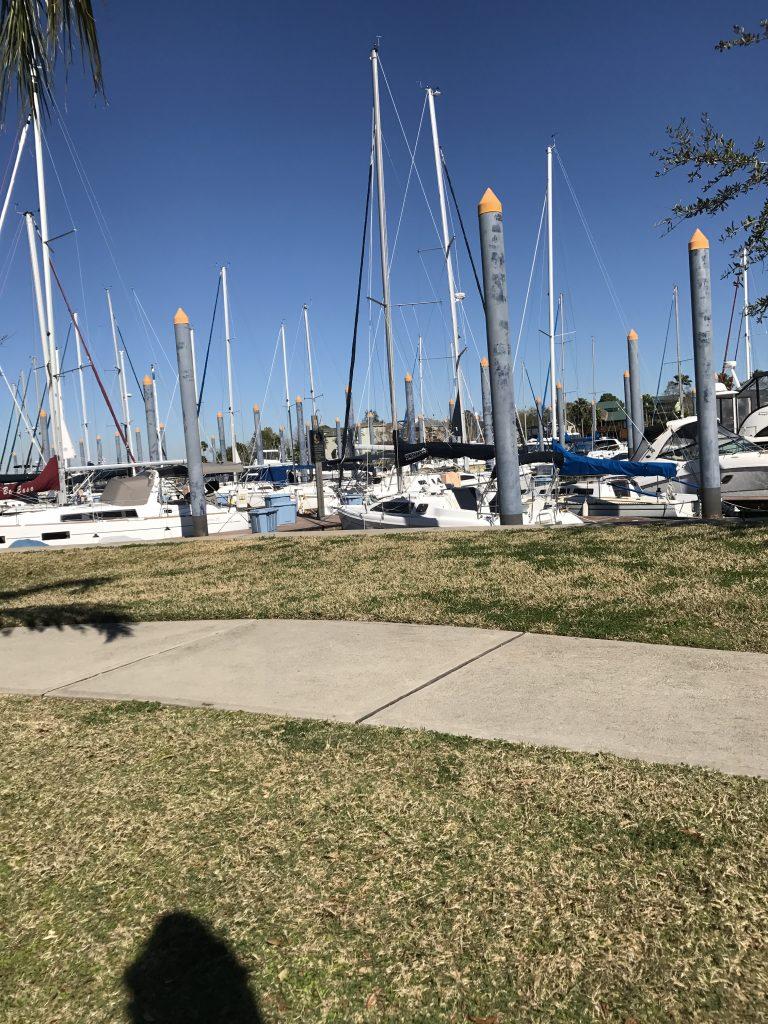 At Marina